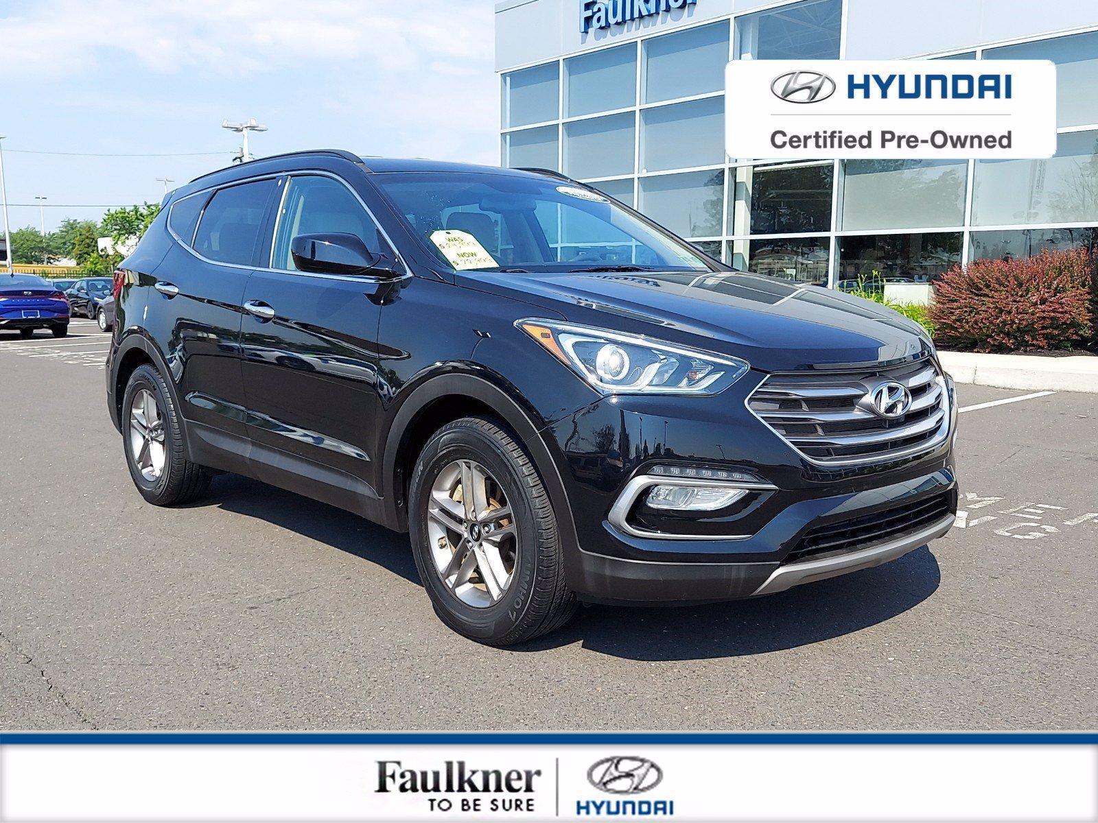 2017 Hyundai Santa Fe Sport Vehicle Photo in Philadelphia, PA 19116
