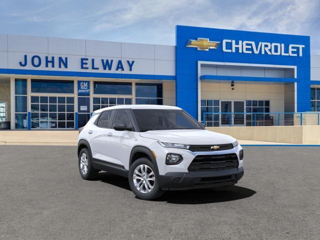 2021 Chevrolet Trailblazer Vehicle Photo in Englewood, CO 80113