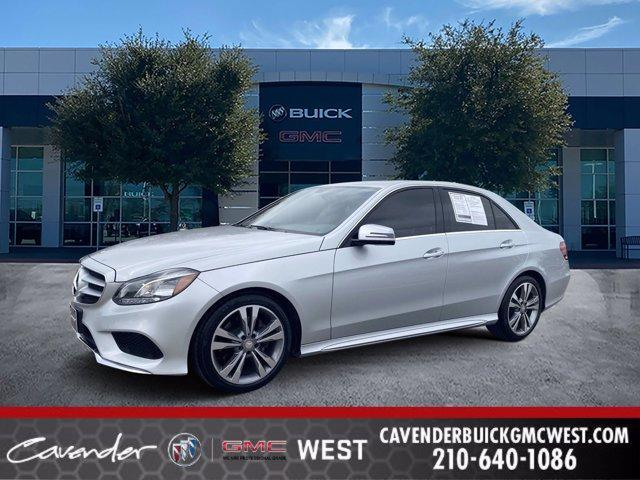 2016 Mercedes-Benz E-Class Vehicle Photo in San Antonio, TX 78254
