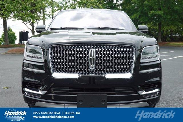 2018 LINCOLN Navigator L Vehicle Photo in DULUTH, GA 30096