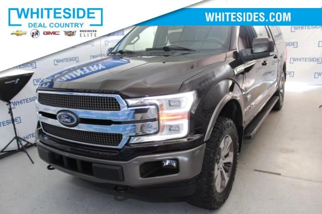 2018 Ford F-150 Vehicle Photo in St. Clairsville, OH 43950