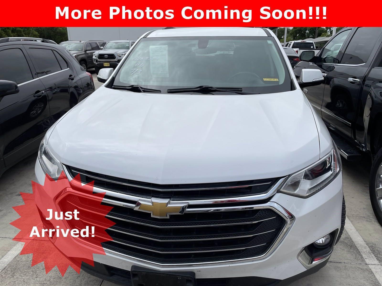 2018 Chevrolet Traverse Vehicle Photo in SELMA, TX 78154-1459