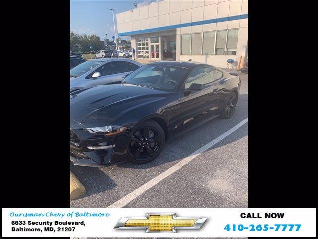2021 Ford Mustang Vehicle Photo in BALTIMORE, MD 21207-4000