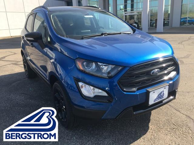 2021 Ford EcoSport Vehicle Photo in Neenah, WI 54956-3151