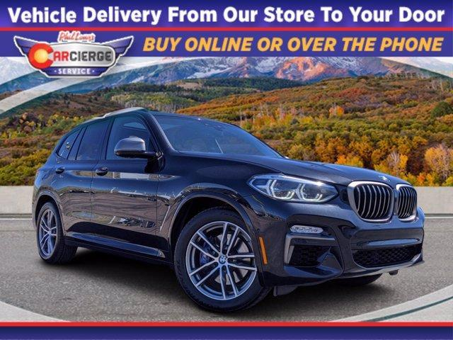 2018 BMW X3 M40i Vehicle Photo in Colorado Springs, CO 80905