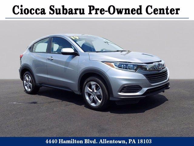 2019 Honda HR-V Vehicle Photo in Allentown, PA 18103