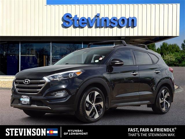 2016 Hyundai Tucson Vehicle Photo in Longmont, CO 80501