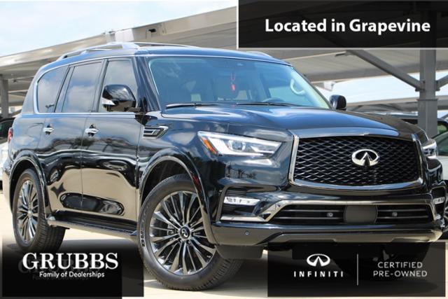 2021 INFINITI QX80 Vehicle Photo in Grapevine, TX 76051