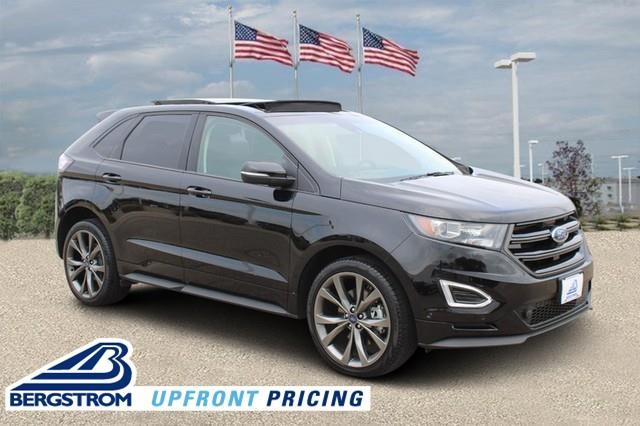 2018 Ford Edge Vehicle Photo in MADISON, WI 53713-3220