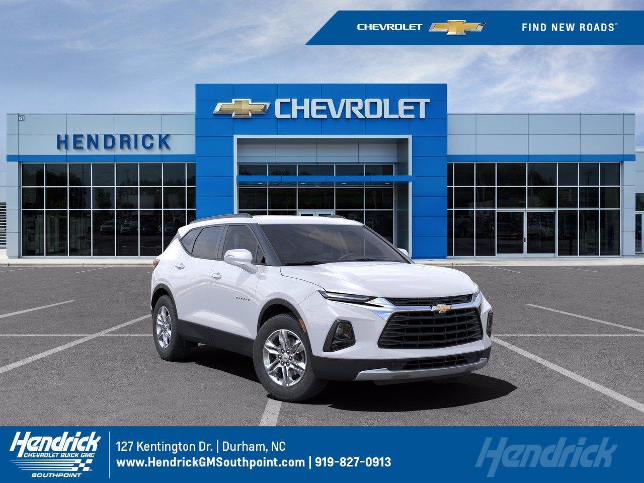 2021 Chevrolet Blazer Vehicle Photo in Durham, NC 27713