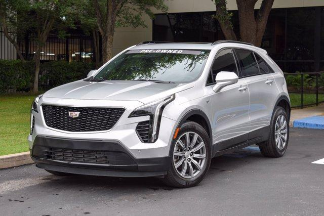 2019 Cadillac XT4 Vehicle Photo in Dallas, TX 75209