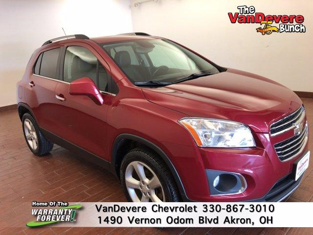 2015 Chevrolet Trax Vehicle Photo in AKRON, OH 44320-4088