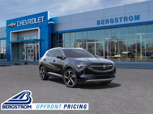2021 Buick Envision Vehicle Photo in NEENAH, WI 54956-2243