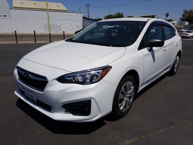 2018 Subaru Impreza Vehicle Photo in Turlock, CA 95380