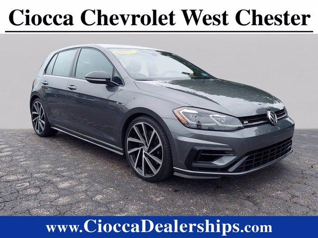 2019 Volkswagen Golf R Vehicle Photo in West Chester, PA 19382