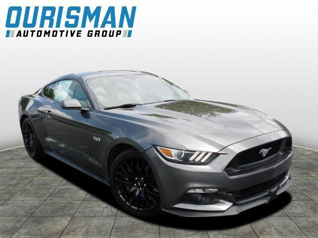 2015 Ford Mustang Vehicle Photo in Clarksville, MD 21029