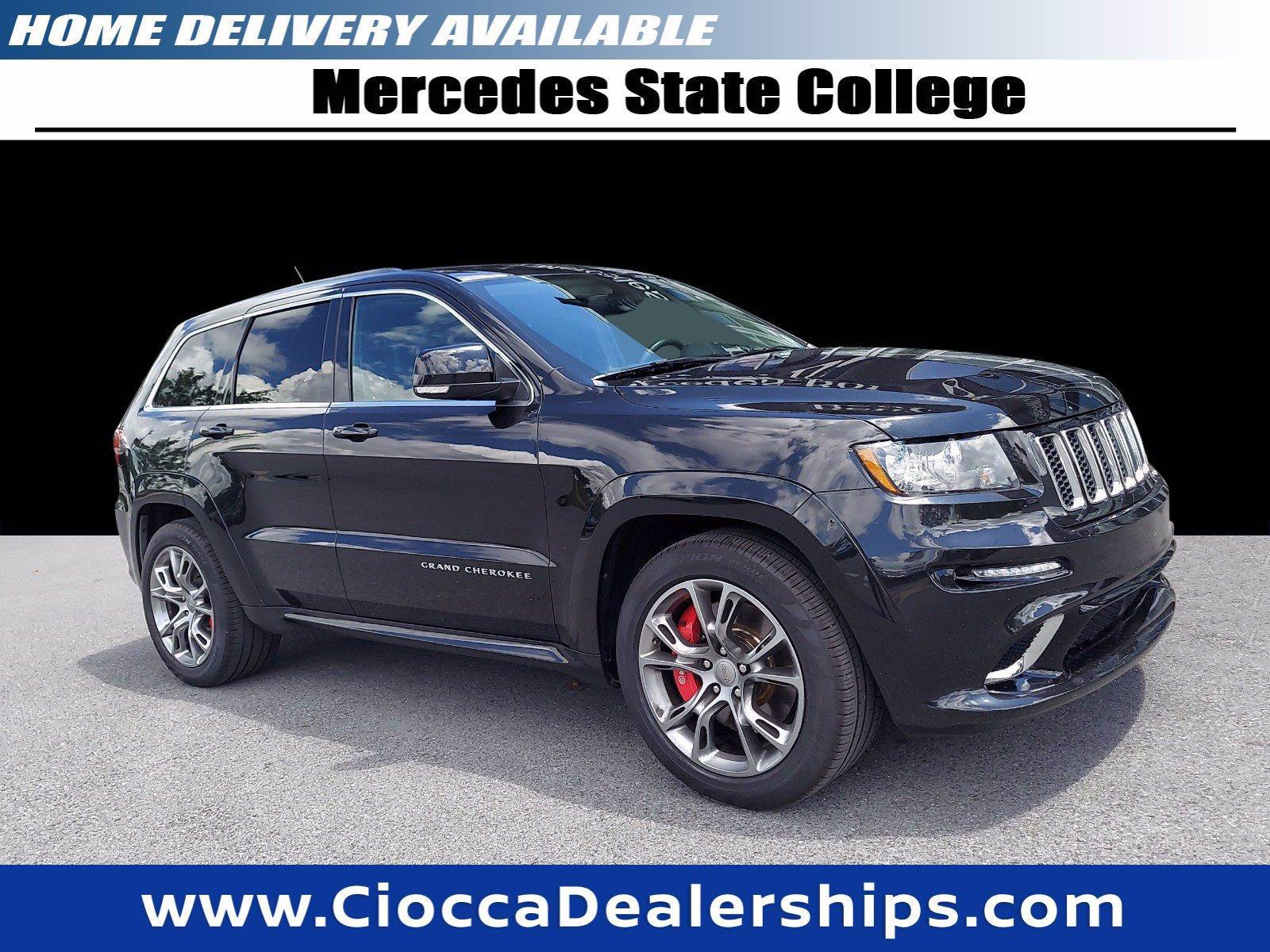 2012 Jeep Grand Cherokee Vehicle Photo in State College, PA 16801