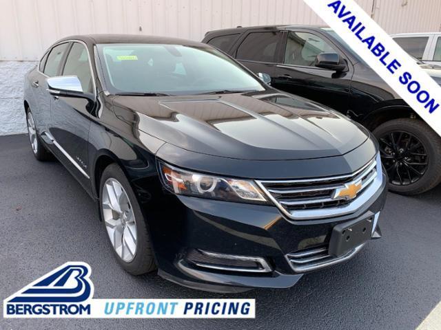 2018 Chevrolet Impala Vehicle Photo in APPLETON, WI 54914-4656