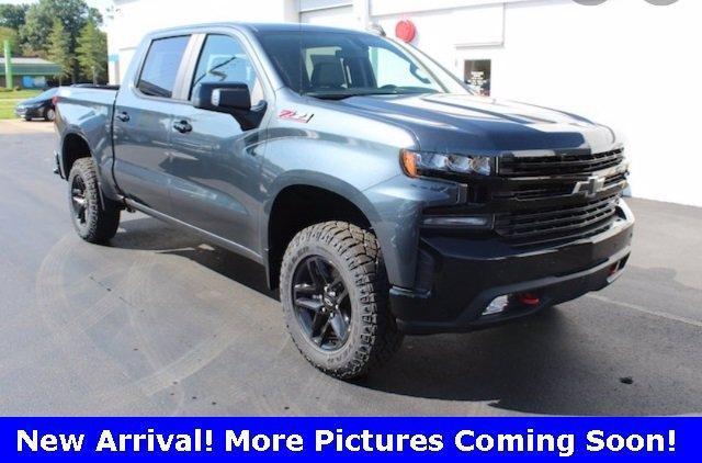 2020 Chevrolet Silverado 1500 Vehicle Photo in DEPEW, NY 14043-2608