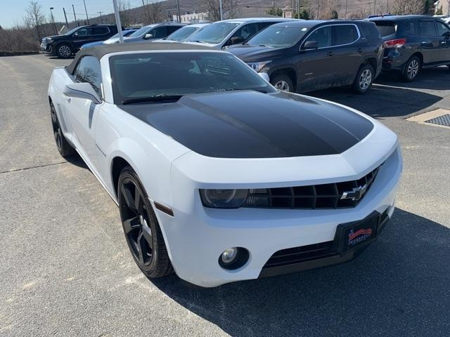 2011 Chevrolet Camaro Vehicle Photo in Watertown, CT 06795