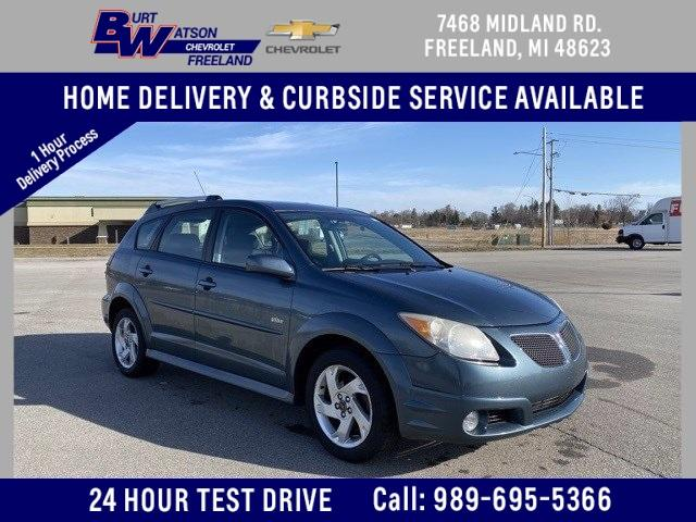 2007 Pontiac Vibe Vehicle Photo in Freeland, MI 48623