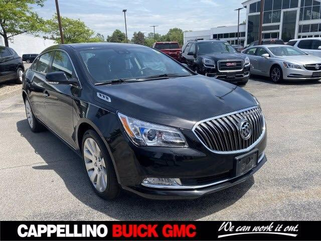 2016 Buick LaCrosse Vehicle Photo in Williamsville, NY 14221