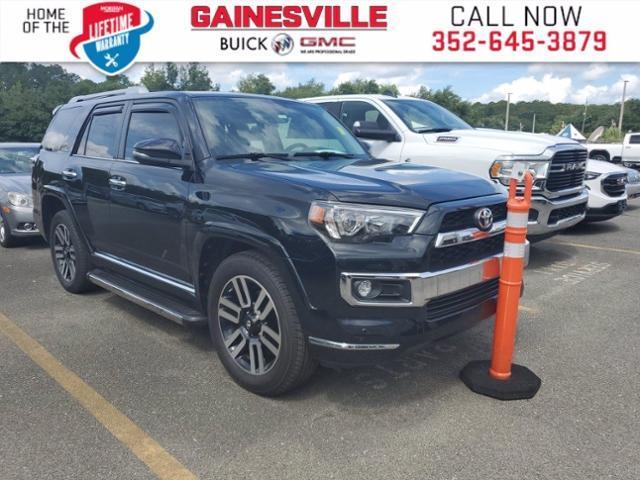 2018 Toyota 4Runner Vehicle Photo in Gainesville, FL 32609