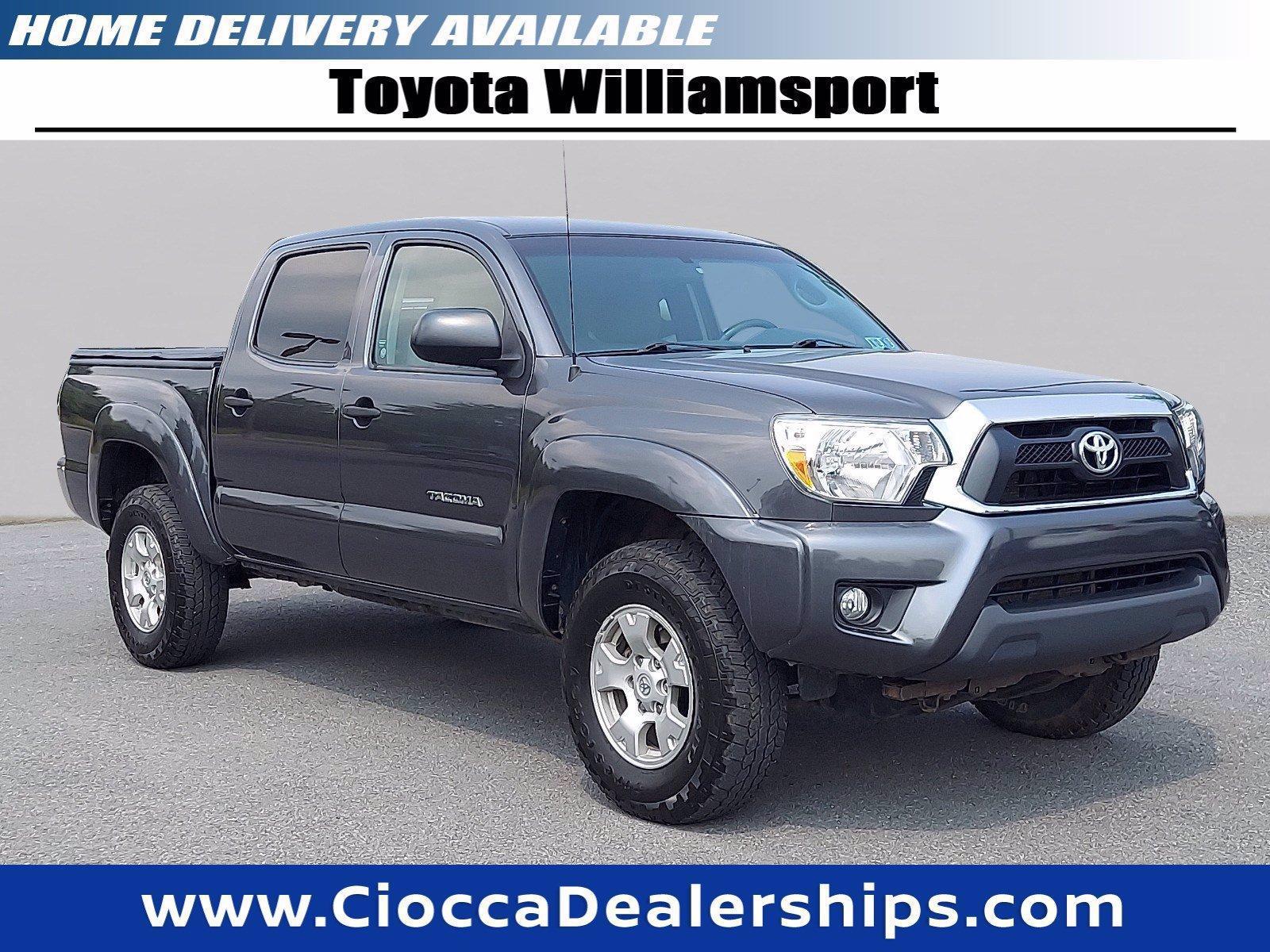 2014 Toyota Tacoma Vehicle Photo in Muncy, PA 17756