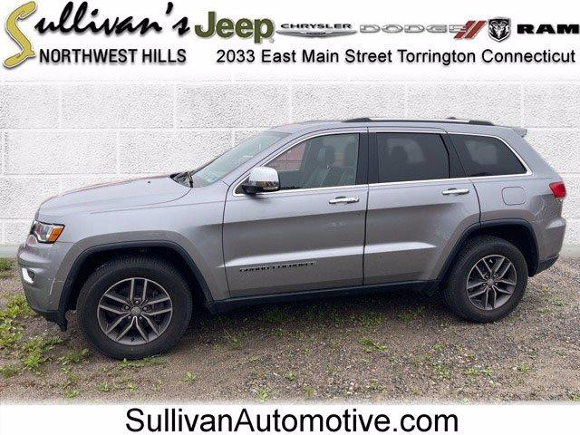 2017 Jeep Grand Cherokee Vehicle Photo in TORRINGTON, CT 06790-3111