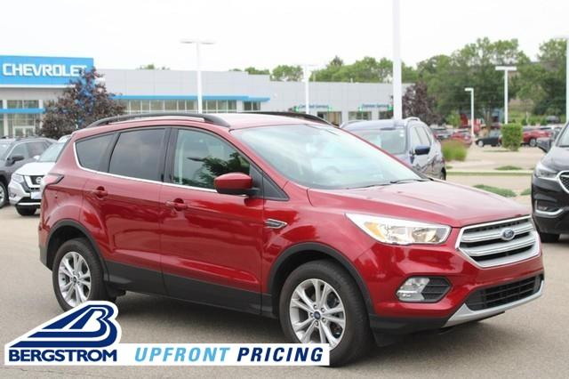 2018 Ford Escape Vehicle Photo in MADISON, WI 53713-3220
