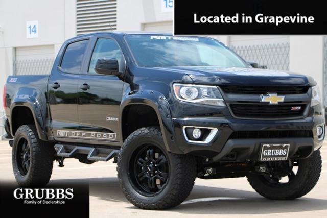 2019 Chevrolet Colorado Vehicle Photo in Grapevine, TX 76051
