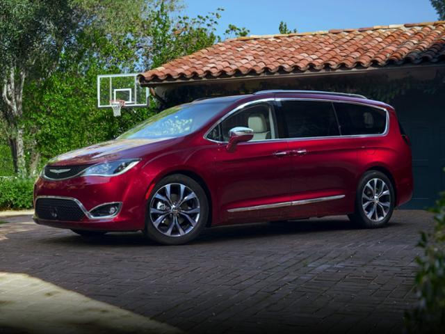 2019 Chrysler Pacifica Vehicle Photo in ROCHESTER HILLS, MI 48307-2741