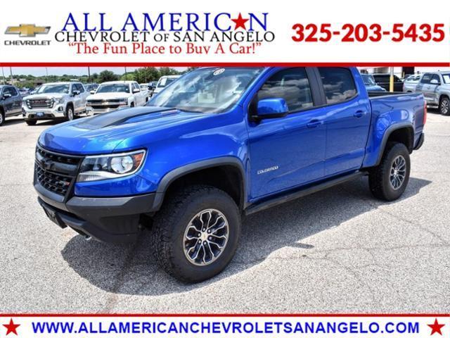 2020 Chevrolet Colorado Vehicle Photo in SAN ANGELO, TX 76903-5798