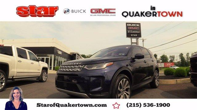 2020 Land Rover Discovery Sport Vehicle Photo in QUAKERTOWN, PA 18951-2312