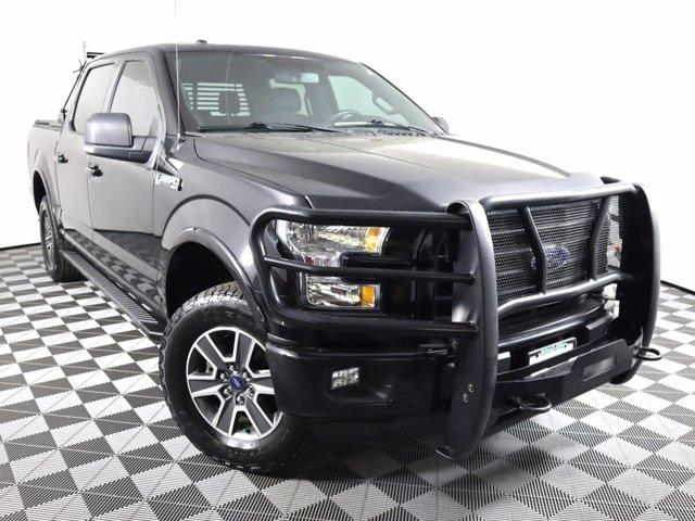 2016 Ford F-150 Vehicle Photo in Colorado Springs, CO 80920