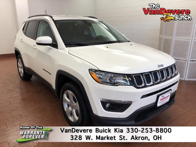 2018 Jeep Compass Vehicle Photo in Akron, OH 44303