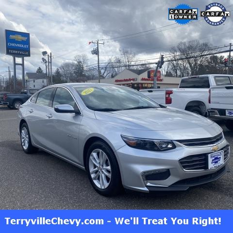 2017 Chevrolet Malibu Vehicle Photo in Terryville, CT 06786