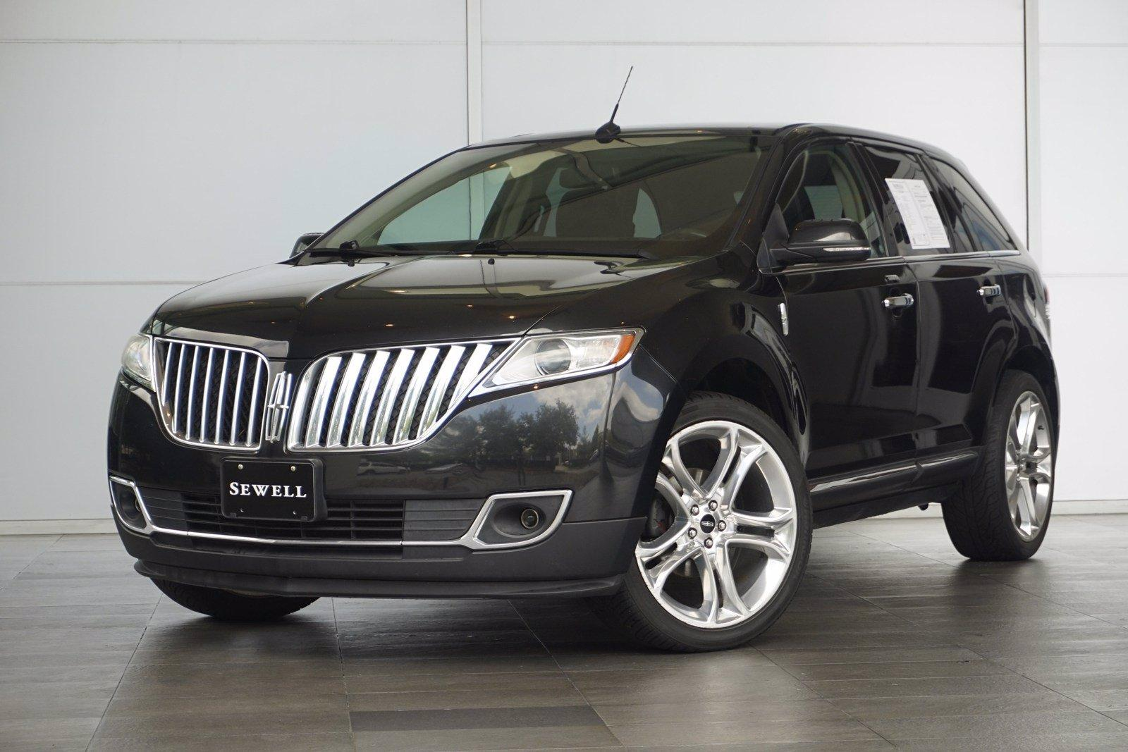 2014 LINCOLN MKX Vehicle Photo in Houston, TX 77079