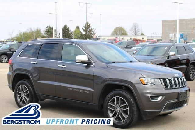 2018 Jeep Grand Cherokee Vehicle Photo in Madison, WI 53713
