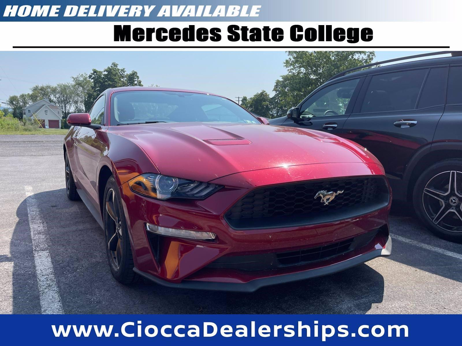 2018 Ford Mustang Vehicle Photo in State College, PA 16801