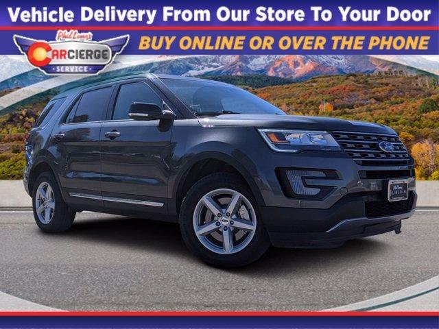 2017 Ford Explorer Vehicle Photo in Colorado Springs, CO 80905