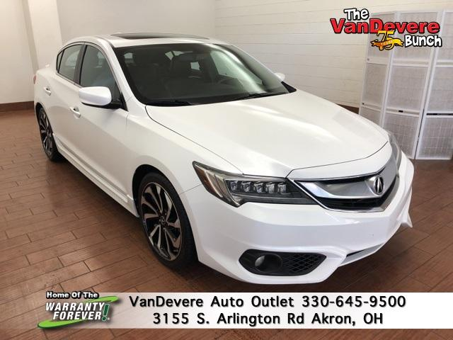 2016 Acura ILX Vehicle Photo in Akron, OH 44312