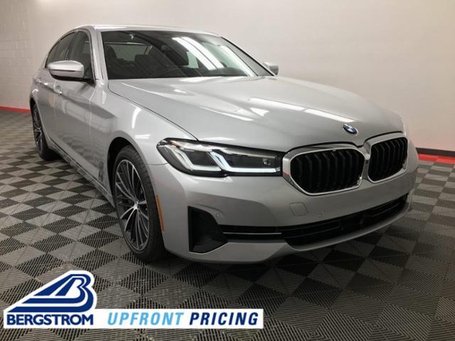 2021 BMW 540i xDrive Vehicle Photo in Appleton, WI 54913