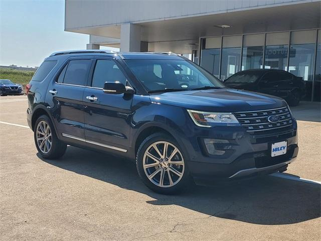 2017 Ford Explorer Vehicle Photo in Fort Worth, TX 76116