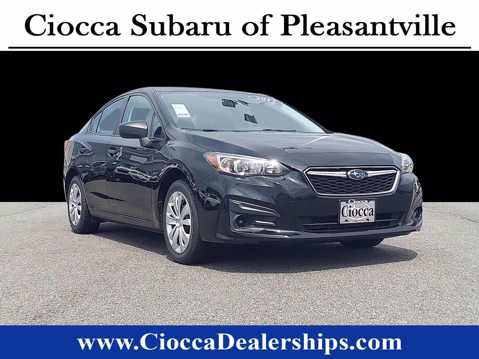 2017 Subaru Impreza Vehicle Photo in Pleasantville, NJ 08232