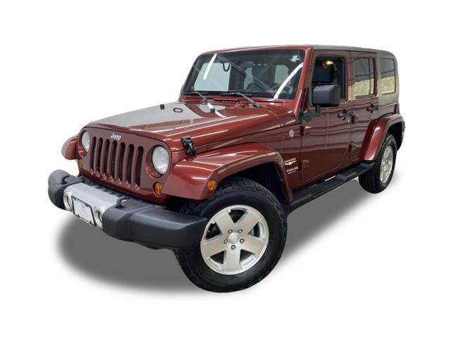 2008 Jeep Wrangler Vehicle Photo in PORTLAND, OR 97225-3518