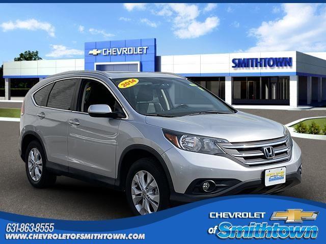 2014 Honda CR-V Vehicle Photo in Saint James, NY 11780