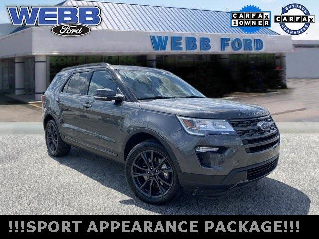 2018 Ford Explorer Vehicle Photo in Highland, IN 46322