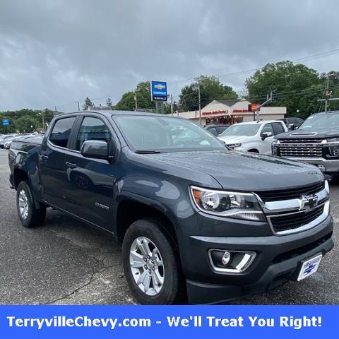 2017 Chevrolet Colorado Vehicle Photo in TERRYVILLE, CT 06786-5904