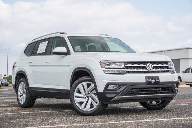 2019 Volkswagen Atlas Vehicle Photo in TEMPLE, TX 76504-3447